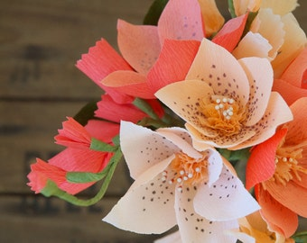 In the Pink Hellebore Bouquet