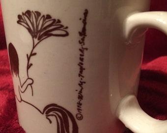 Vintage *RARE* Taylor & NG @1978 Coffee Mug 'Childhood Dreams'
