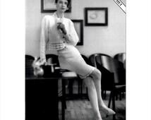 Crochet Pattern. Suit - Jacket & Skirt. PDF Pattern. Instant Download