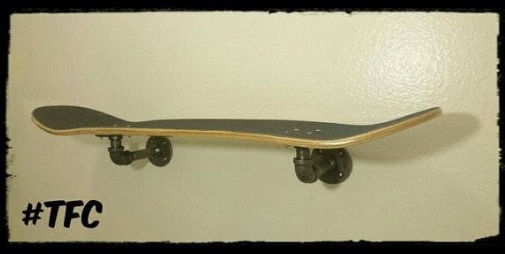 Skateboard Shelf single deck skateboard shelf