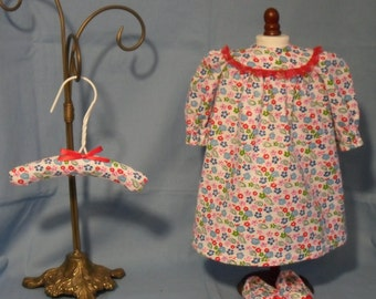 18 Inch American Girl Doll Nightgown