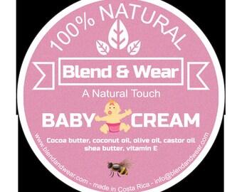 Baby Cream Costa Rica