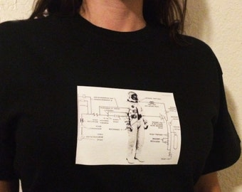 Space Suit T-Shirt