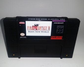 Final Fantasy VI (eine Brave New World)