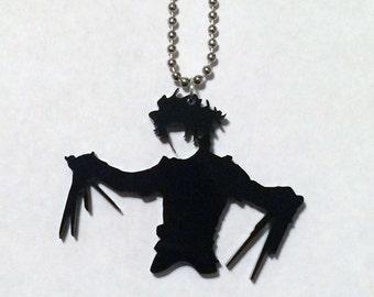 Edward Scissorhands Pendant