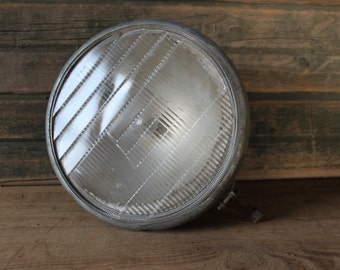 Vintage Twilite Chevrolet headlamp