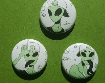 Sick Aliens Pack