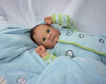 Reborn Baby Doll Johnathon