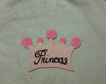 Princess Crown Wall Hanging