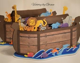 Lovely Noahu0027s Ark Birhtday, Noahu0027s Ark Decorations, , Noahs Ark Baby Shower, Noahu0027s  Ark