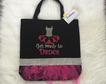 Ballerina Dance Tote