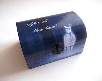 Harry Potter 'Always' Light-up Patronus Chest