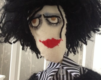 Robert Smith Art Doll - The Prettiest Stars