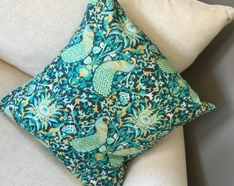 Custom Your Fabric Decorative Throw Pillow