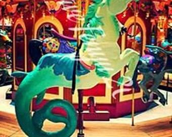 Seahorse-Go-Round