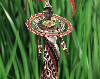 Bob Mackie Fantasy Goddess of Africa™ Barbie® Doll