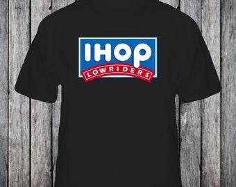 I HOP Lowriders T Shirt