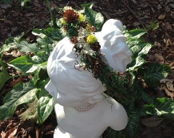 Pan's daughter Woodland Crown