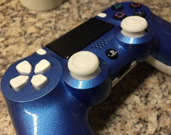 Custom PS4 controller- Stockport Edition