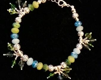 Mermaids gem bracelet
