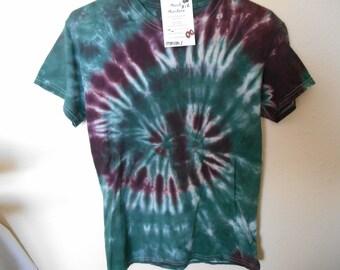 100% cotton Tie Dye T-shirt MMSM1 size Small
