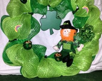 St.Patty's Day Wreath