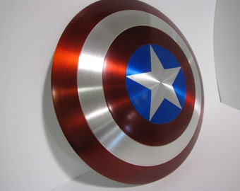 Captain America: Civil war Metal Shield Replica