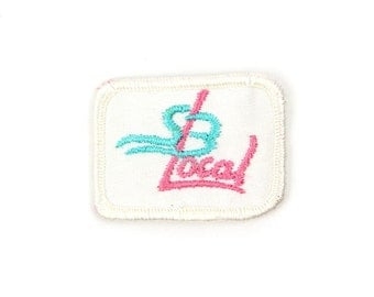 Santa Barbara Local Vintage Patch