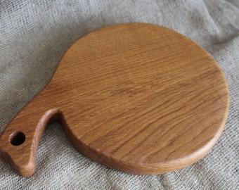 Wood Cutting Board, Natural Oak Wood, Rustic Cutting Board, Custom Cutting Board, Serving Board, Chopping Board