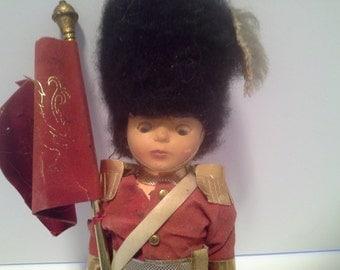 Guard doll