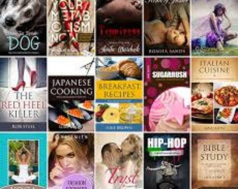 I will design a professional looking ebook cover for You