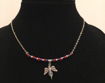 America Strong Necklace