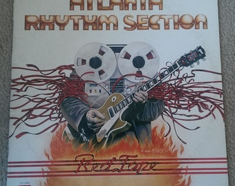 Atlanta Rhythm Section - Red Tape - PD-1-6060 - 1976
