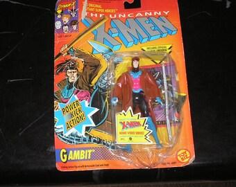 The Uncanny X-Men Figure Gambit 1992