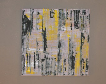 COUNTDOWN | 40 x 40 cm. Original paintings | Acrylic | Abstract art | autographed