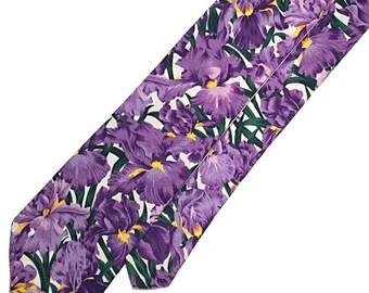 Lavender Necktie