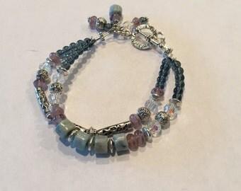 Double strand bracelet #13
