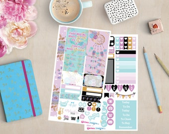 Day Dreaming Personal Size Planner Stickers