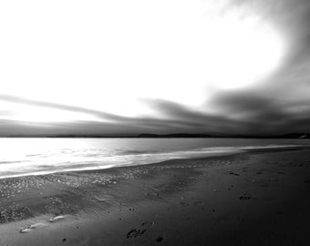 Exmouth Beach Photograph