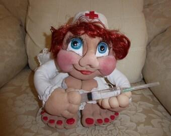 Doctor's nurse