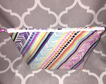 Oilothzip it make up cosmetic toiltry wet bag