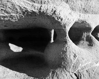Erosion in Sandstone