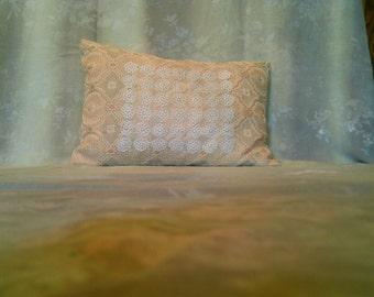 rectangular cushion retro style