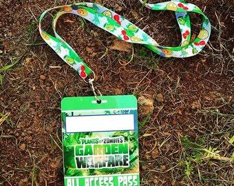Plant vs Zombies VIP Passes