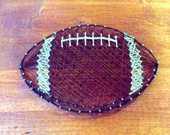 Nail and String Football