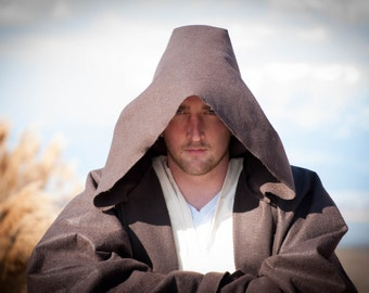 Star Wars Jedi Robe,  Sizes 2X or 3X