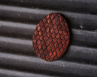 Game of Thrones Dragon Egg style Badge/magnet