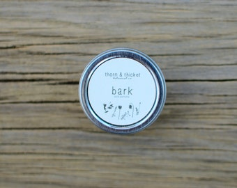 bark solid perfume