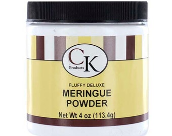 CK Meringue Powder - 4 oz