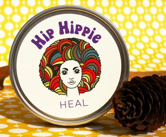 Heal Hand & Body Balm | Natural Bath | Pain Relief | First Aid | Gifts for Him | Camping Gear | Self Care | Moisturize | Lotion | Cream